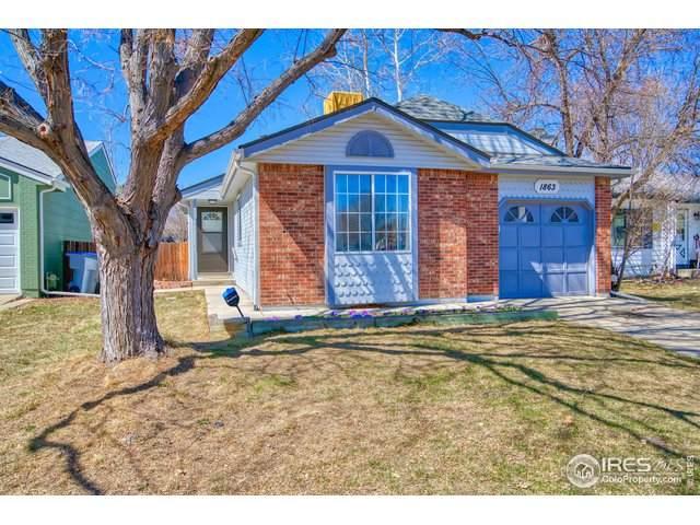 1863 Sumner St, Longmont, CO 80501 (#936401) :: iHomes Colorado