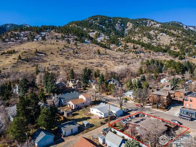 1640 4th St, Boulder, CO 80302 (MLS #936414) :: Keller Williams Realty
