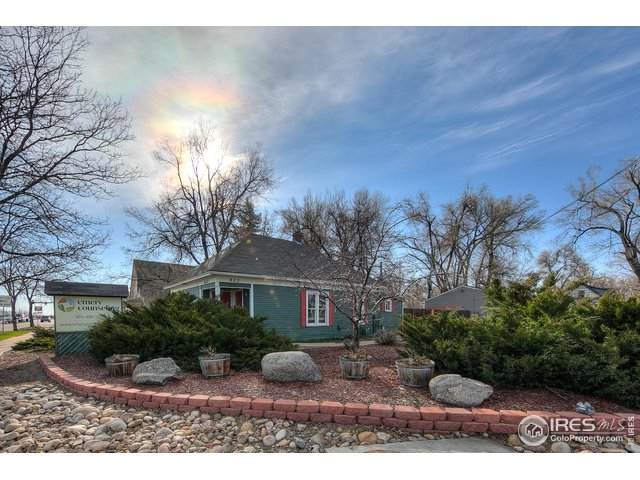 803 E Mulberry St, Fort Collins, CO 80524 (#936420) :: Compass Colorado Realty