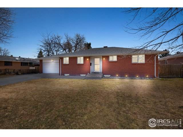 510 S Newland St, Lakewood, CO 80226 (MLS #936431) :: Keller Williams Realty