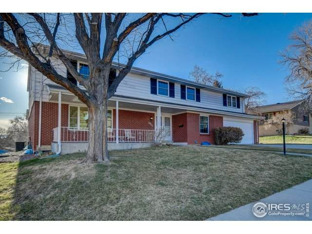 2877 S Fenton St, Denver, CO 80227 (#936439) :: The Griffith Home Team