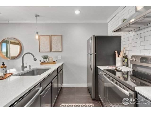 512 E Monroe Dr #427, Fort Collins, CO 80525 (MLS #936441) :: J2 Real Estate Group at Remax Alliance