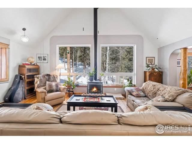 47 Doe Trl, Nederland, CO 80466 (MLS #936451) :: Downtown Real Estate Partners