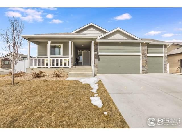 646 Mt Princeton Dr, Severance, CO 80550 (MLS #936465) :: J2 Real Estate Group at Remax Alliance