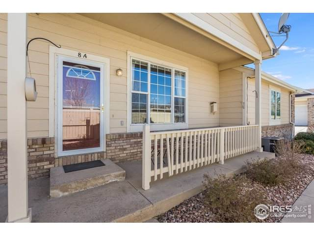 4902 29th St 8A, Greeley, CO 80634 (MLS #936467) :: Tracy's Team