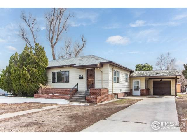 1918 13th St, Greeley, CO 80631 (#936468) :: Re/Max Structure
