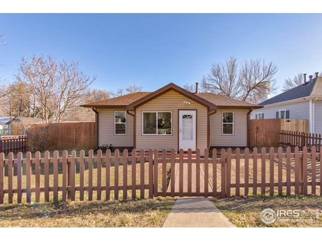 302 Charlotte St, Johnstown, CO 80534 (MLS #936470) :: Tracy's Team