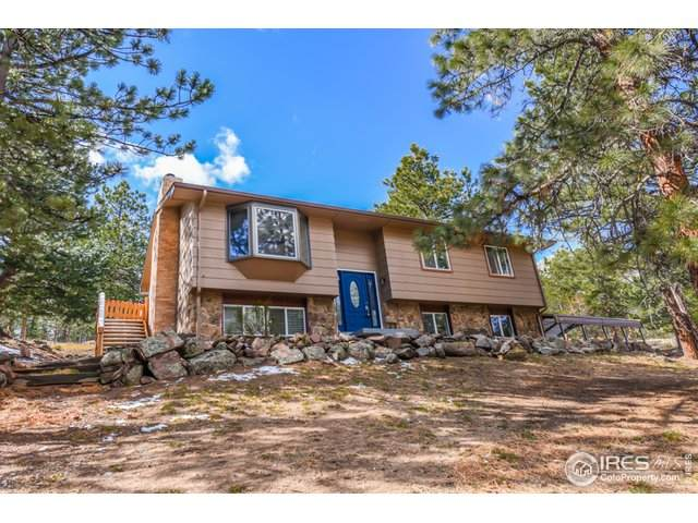 370 Wichita Rd, Lyons, CO 80540 (MLS #936478) :: Jenn Porter Group