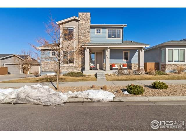 9440 Mcintyre St, Arvada, CO 80007 (#936479) :: My Home Team