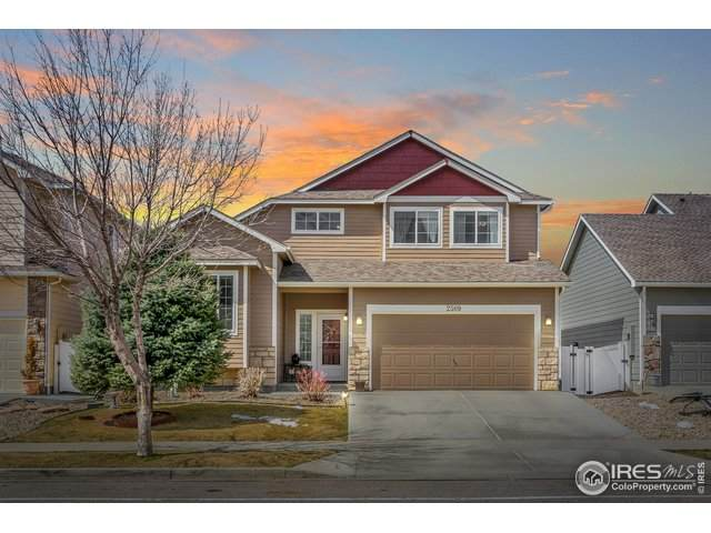2509 Thoreau Dr, Fort Collins, CO 80524 (MLS #936486) :: Tracy's Team