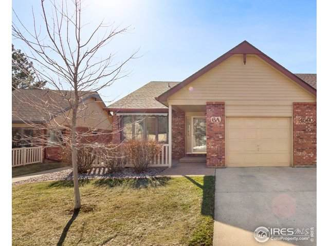 4560 Larkbunting Dr A6, Fort Collins, CO 80526 (MLS #936488) :: Downtown Real Estate Partners