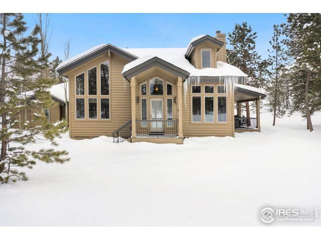131 Ponderosa Ct, Red Feather Lakes, CO 80545 (MLS #936516) :: Kittle Real Estate