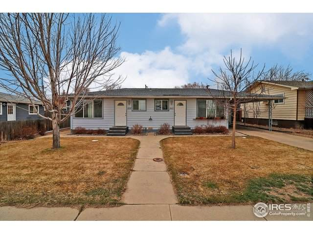537 5th St, Frederick, CO 80530 (MLS #936539) :: Tracy's Team
