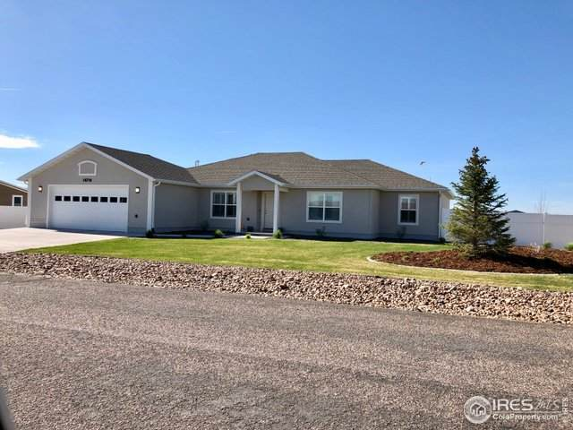 14718 Bluestem St, Sterling, CO 80751 (#936540) :: Re/Max Structure