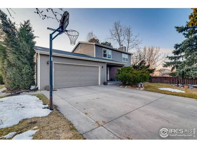 2337 49th Ave Ct, Greeley, CO 80634 (#936543) :: iHomes Colorado