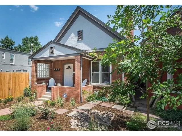 2746 N Williams St, Denver, CO 80205 (#936546) :: Re/Max Structure