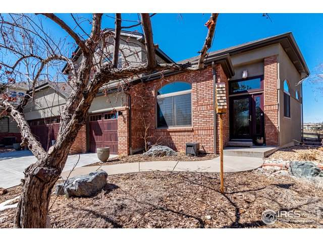 755 Pinehurst Ct, Louisville, CO 80027 (MLS #936562) :: Downtown Real Estate Partners