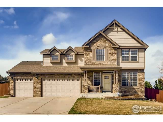 508 Ashford Dr, Longmont, CO 80504 (MLS #936573) :: Wheelhouse Realty