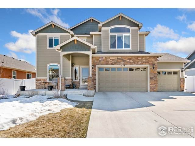 638 Nicolet Dr, Loveland, CO 80538 (MLS #936581) :: J2 Real Estate Group at Remax Alliance