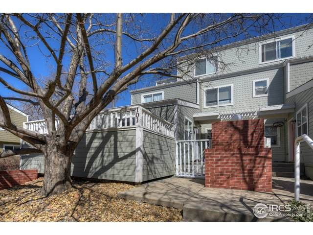 3077 29th St #101, Boulder, CO 80301 (MLS #936603) :: Tracy's Team