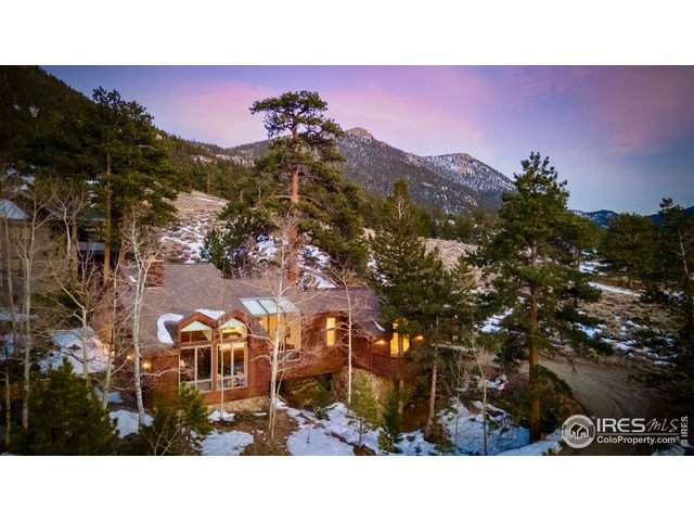 1904 Silver Sage Ct, Estes Park, CO 80517 (MLS #936620) :: Keller Williams Realty