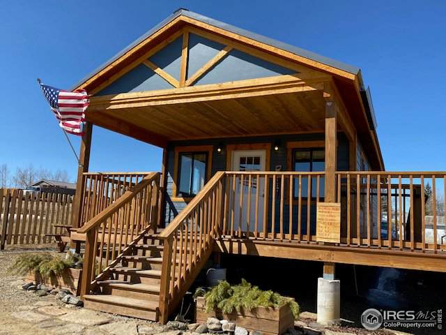 150 Main St, Walden, CO 80480 (MLS #936624) :: Kittle Real Estate