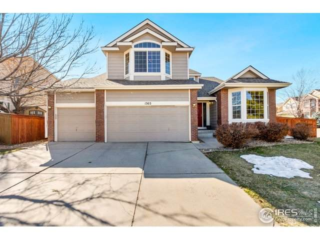 1303 Sunflower Dr, Fort Collins, CO 80521 (#936629) :: iHomes Colorado