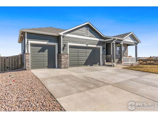 180 Haymaker Ln, Severance, CO 80550 (MLS #936639) :: Downtown Real Estate Partners