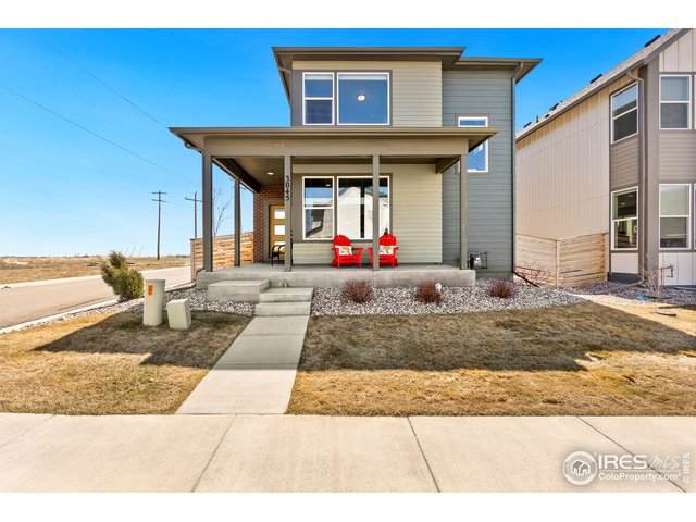 3045 Conquest St, Fort Collins, CO 80524 (#936647) :: The Griffith Home Team