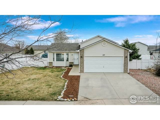 609 N 29th Ave, Greeley, CO 80631 (MLS #936651) :: Keller Williams Realty