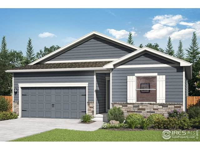 887 Emerald Lakes St, Severance, CO 80550 (#936659) :: Re/Max Structure