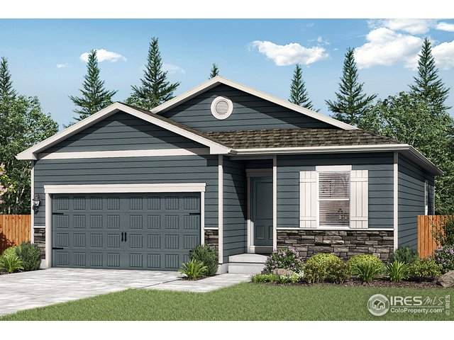 991 Ouzel Falls Rd, Severance, CO 80550 (#936663) :: The Griffith Home Team