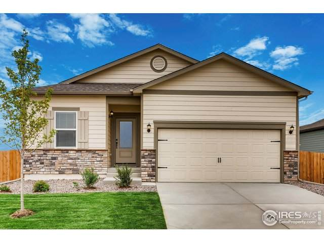 895 Emerald Lakes St, Severance, CO 80550 (#936667) :: The Griffith Home Team