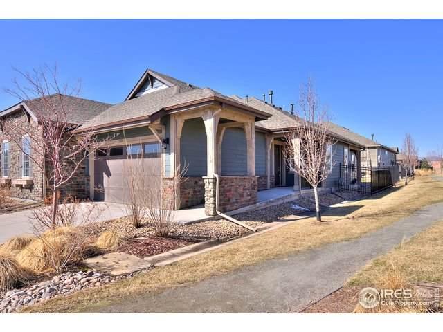 1323 Eldorado Way, Lafayette, CO 80026 (MLS #936683) :: Downtown Real Estate Partners