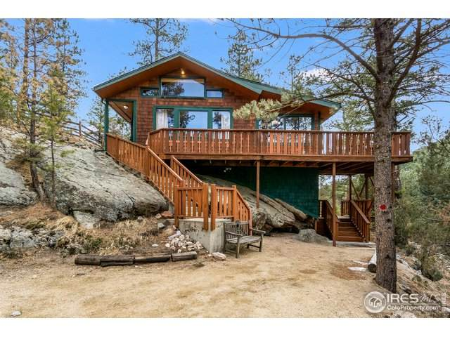 1149 Fox Creek Rd, Glen Haven, CO 80532 (MLS #936685) :: J2 Real Estate Group at Remax Alliance
