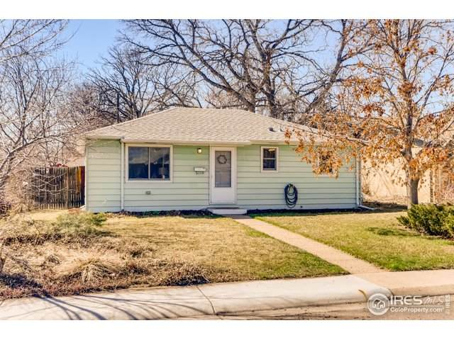 1023 Atwood St, Longmont, CO 80501 (MLS #936688) :: Downtown Real Estate Partners