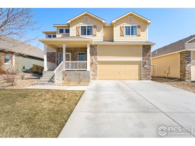 4490 Ridgway Dr, Loveland, CO 80538 (MLS #936698) :: Keller Williams Realty