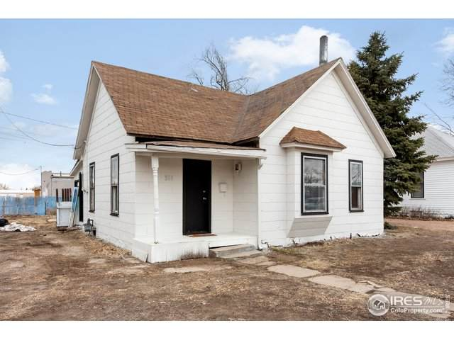 311 13th Ave, Greeley, CO 80631 (#936726) :: Compass Colorado Realty