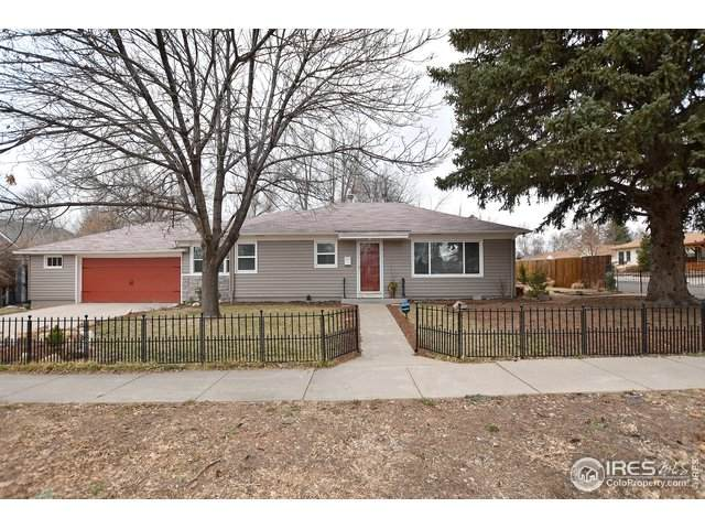1145 Grant Ave, Loveland, CO 80537 (MLS #936737) :: Downtown Real Estate Partners