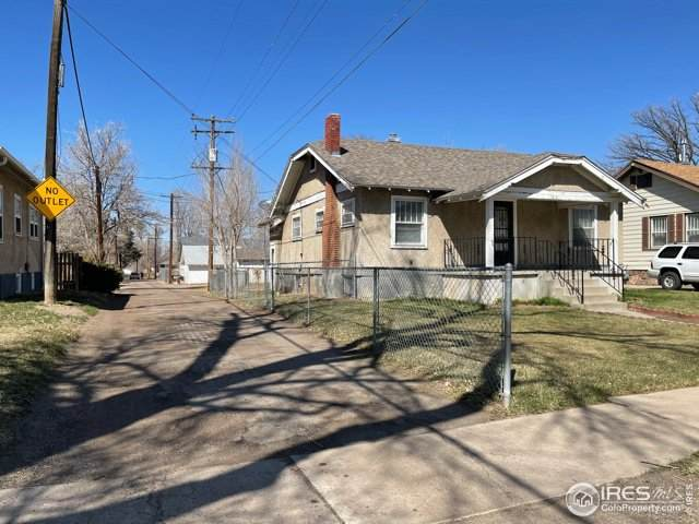 1313 14th St, Greeley, CO 80631 (#936750) :: Compass Colorado Realty