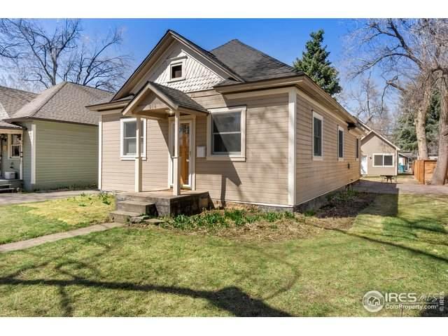 934 W Oak St, Fort Collins, CO 80521 (MLS #936766) :: Jenn Porter Group