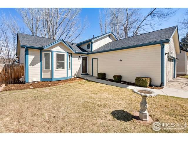 1718 Deweese St, Fort Collins, CO 80526 (MLS #936779) :: Downtown Real Estate Partners