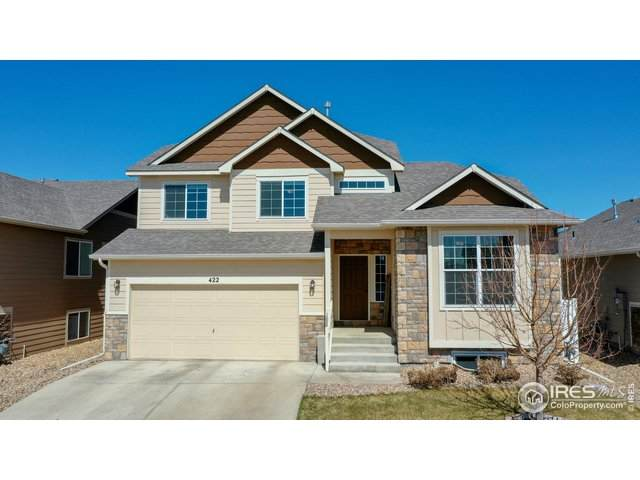 422 Stonebrook Dr, Windsor, CO 80550 (MLS #936782) :: Stephanie Kolesar