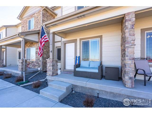 1726 Westward Cir #4, Eaton, CO 80615 (MLS #936790) :: J2 Real Estate Group at Remax Alliance