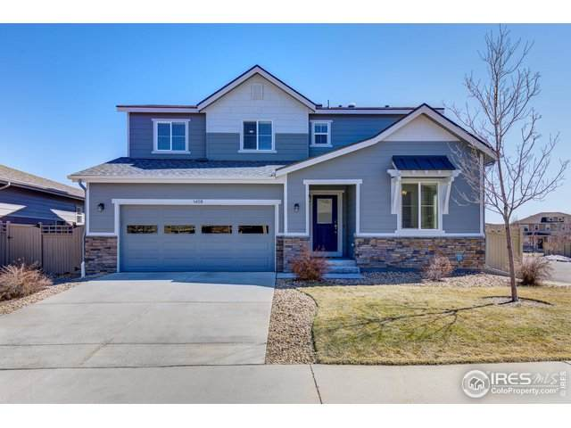 1458 Lander Ln, Lafayette, CO 80026 (MLS #936797) :: Colorado Home Finder Realty