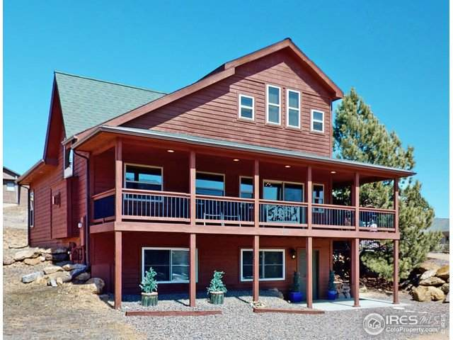 1151 Scott Ave, Estes Park, CO 80517 (#936809) :: The Griffith Home Team