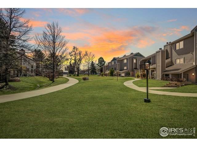 5540 Stonewall Pl #16, Boulder, CO 80303 (MLS #936826) :: Jenn Porter Group