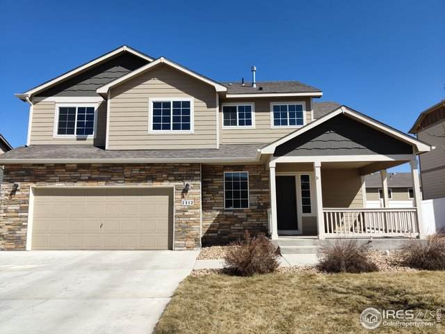 2312 74th Ave Ct, Greeley, CO 80634 (MLS #936833) :: Tracy's Team