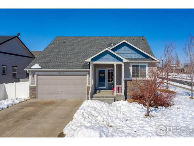 3233 Tupelo Ln, Johnstown, CO 80534 (MLS #936838) :: Bliss Realty Group