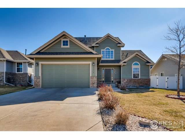 3314 66th Ave Ct, Greeley, CO 80634 (MLS #936843) :: Downtown Real Estate Partners